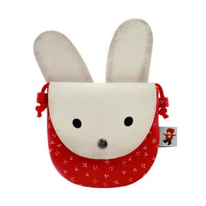 Menší cross-body kabelka Santoro London Poppi Loves White Bunny