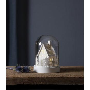 Decorațiune luminoasă cu LED Best Season Kupol House, înalțime 17,5 cm imagine