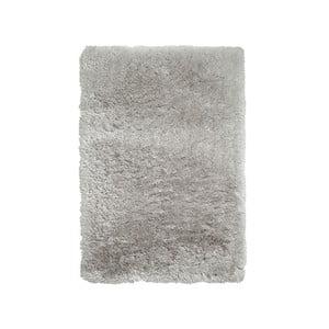 Covor țesut manual Think Rugs Polar PL Light Grey, 80 x 150 cm, gri deschis