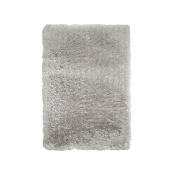 Covor Tesut Manual Think Rugs Polar Pl Light Grey, 60 X 120 Cm, Gri Deschis