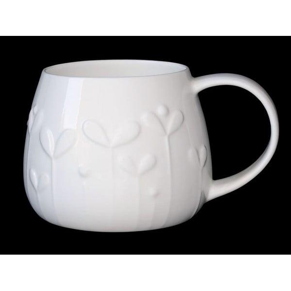 Hrnek z kostního porcelánu Tulip Petal