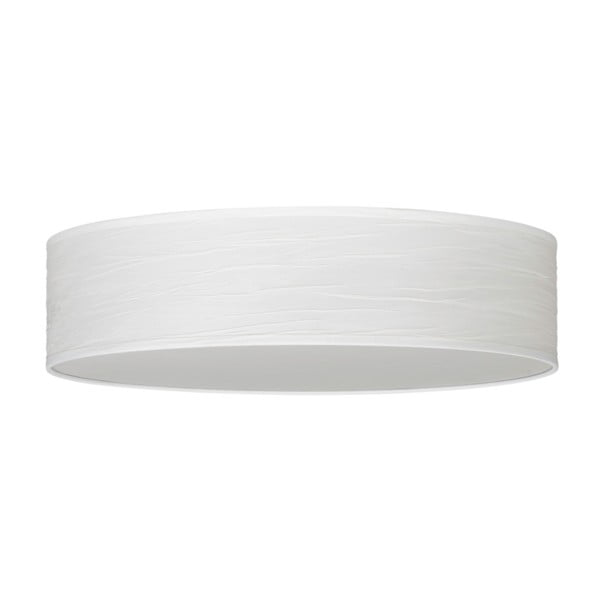 Bílé stropní svítidlo Bulb Attack Catorce, ⌀ 40 cm