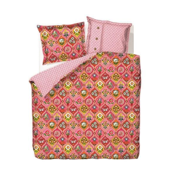 Povlečení Fairy Tiles Pink, 240x220 cm