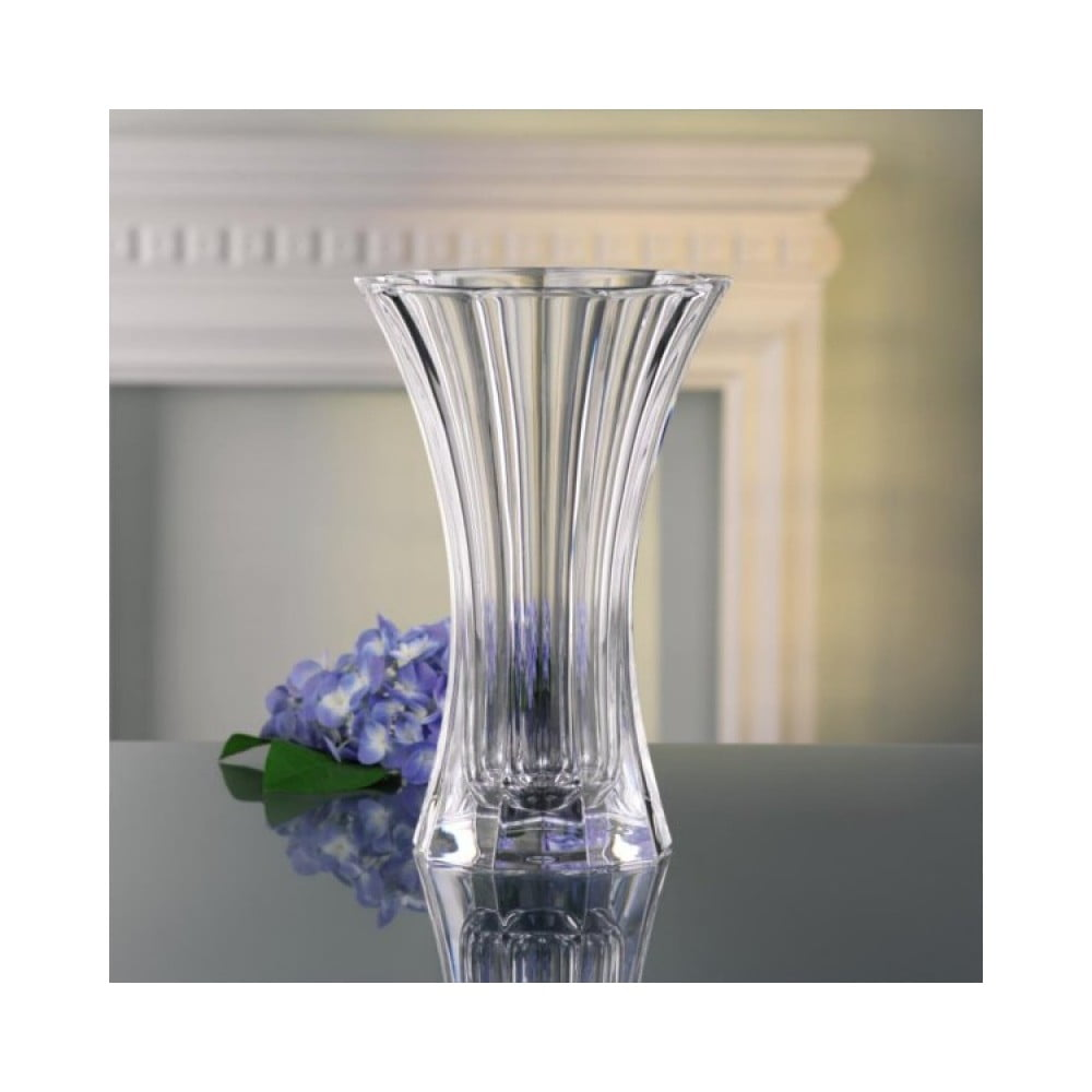 Váza z křišťálového skla Nachtmann Saphir, výška21 cm Nachtmann