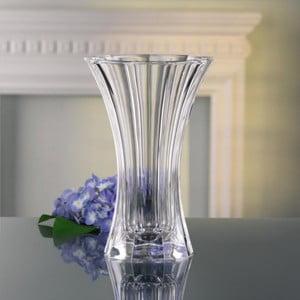 Váza z křišťálového skla Nachtmann Saphir, výška21 cm