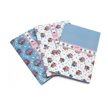 Set 3 caiete Makenotes Shabby Blue de la Makenotes