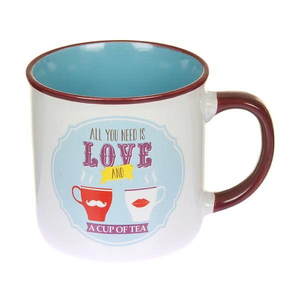 Cană din ceramică Santiago Pons Happy Love