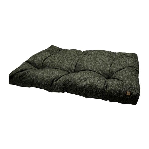 Černý pelíšek pro psa OVERSEAS Porto,70x110cm