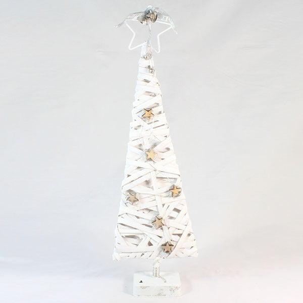 Svítící vánoční stromeček, 53 cm