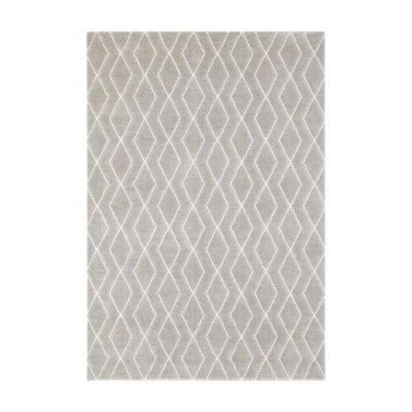 Euphoria Rouen szürke-bézs szőnyeg, 160 x 230 cm - Elle Decor
