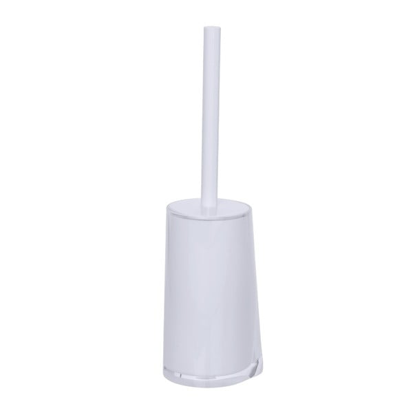 Biała szczotka do WC Wenko Paradise