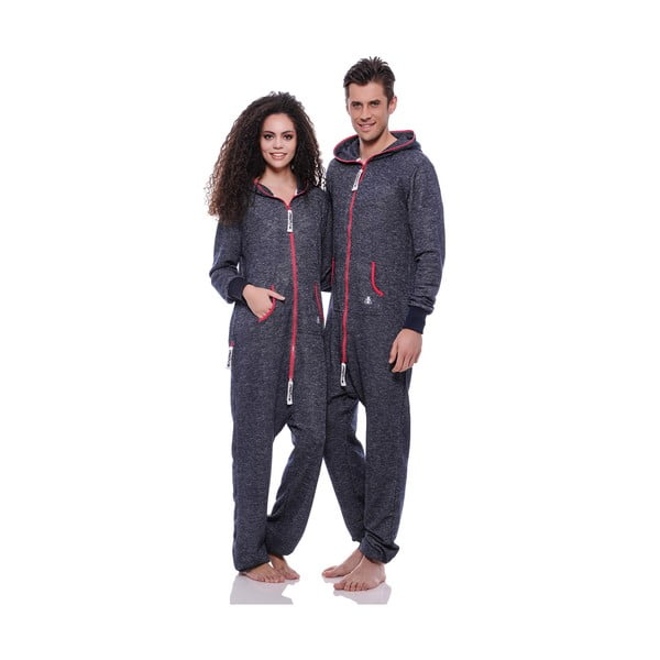 Unisex domácí overal Streetfly Thin Grey Summer, vel. M