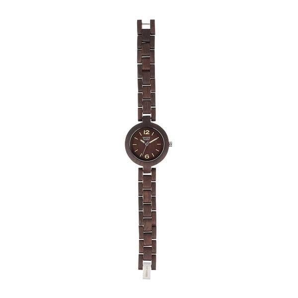Dřevěné hodinky Mimosa Chocolate