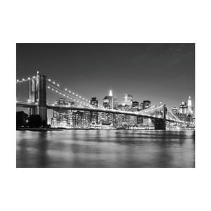 Tapeta Nighttime Manhattan, 400x280 cm