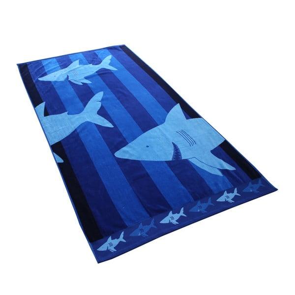 Osuška DecoKing Sharky, 90 x 180 cm