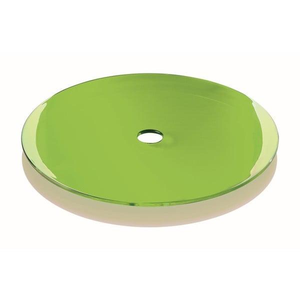 Zelené víko na koš Fratelli Guzzini