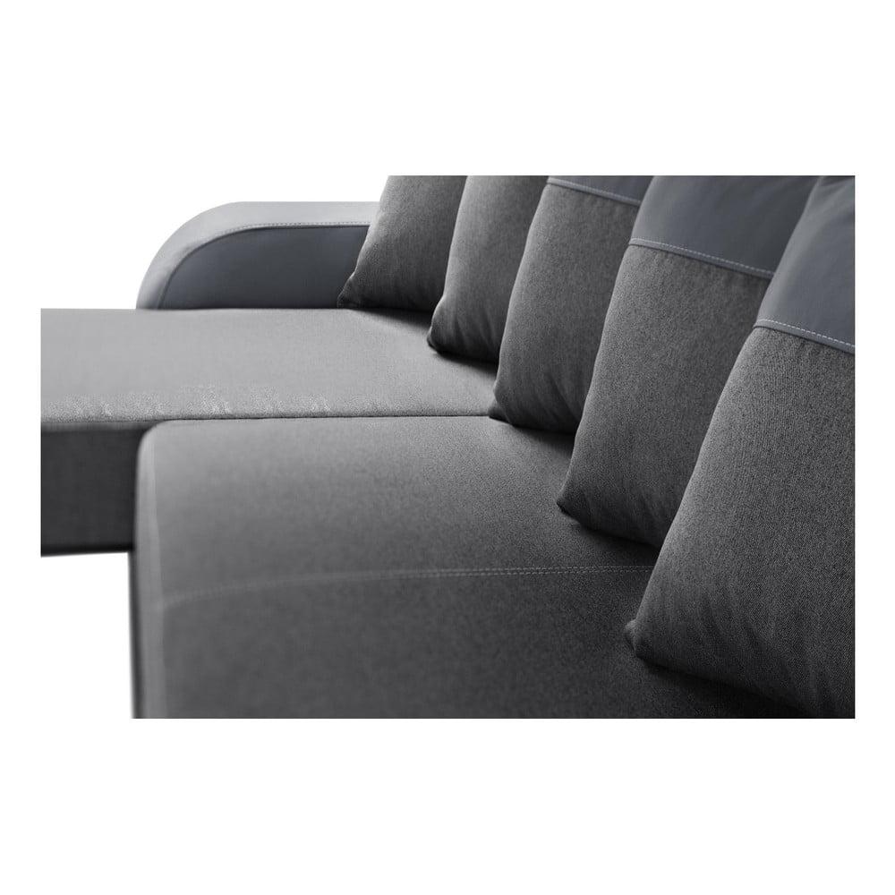 antracitov seda ka interieur de famille paris destin lev roh bonami. Black Bedroom Furniture Sets. Home Design Ideas