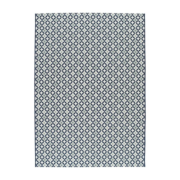 Covor pentru exterior Universal Finland, 150 x 80 cm, alb