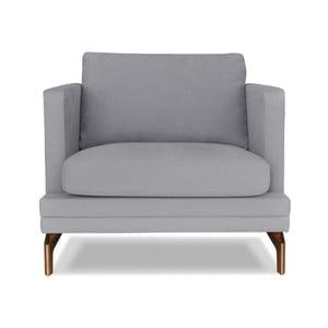 Fotoliu Windsor & Co. Sofas Jupiter, gri