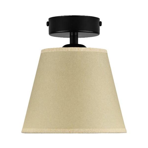 Béžové stropní svítidlo Sotto Luce IRO Parchment, ⌀16cm