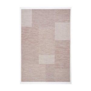 Růžový koberec Calista Rugs Bruges, 120x170cm
