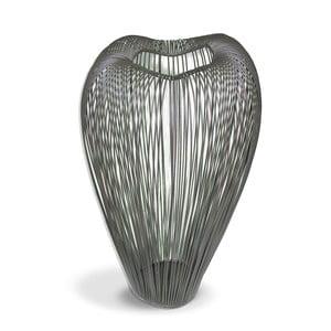 Váza Metal, 40 cm
