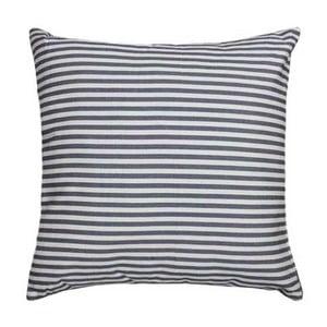 Polštář Stripe Grey, 45x45 cm