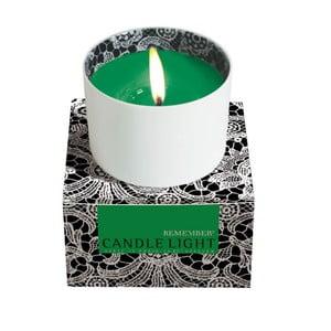 Svíčka White Lace, 10 cm