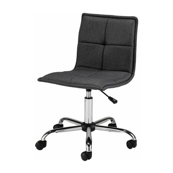 Černá kancelářská židle na kolečkách Støraa Bartal