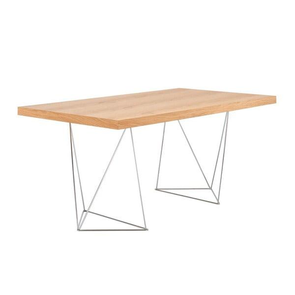 Stůl Multi Oak, 160x90x77 cm