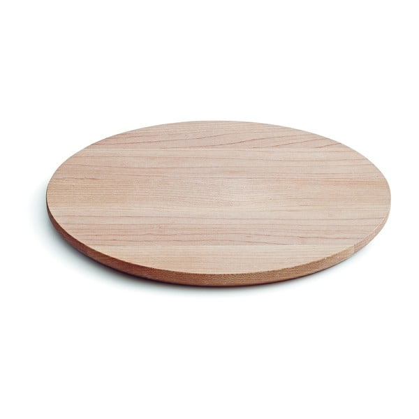 Kaolin juharfa tálca, ⌀ 18,5 cm - Kähler Design