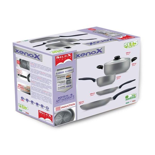 5dílný set nádobí Silex Italia Xenox