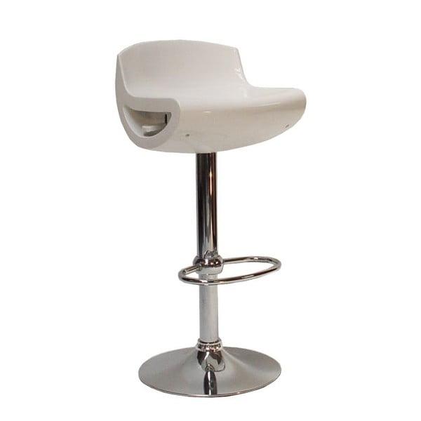 Barová židle Roxi White