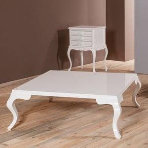 Konferenční stolek Palma White