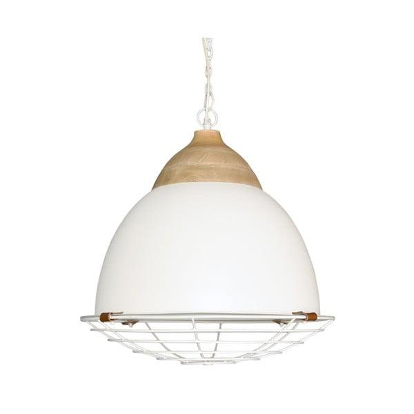 Bílé stropní svítidlo LABEL51 Rootz