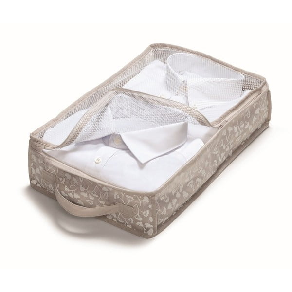 Hnědý úložný box Cosatto Bocquet, šířka26cm