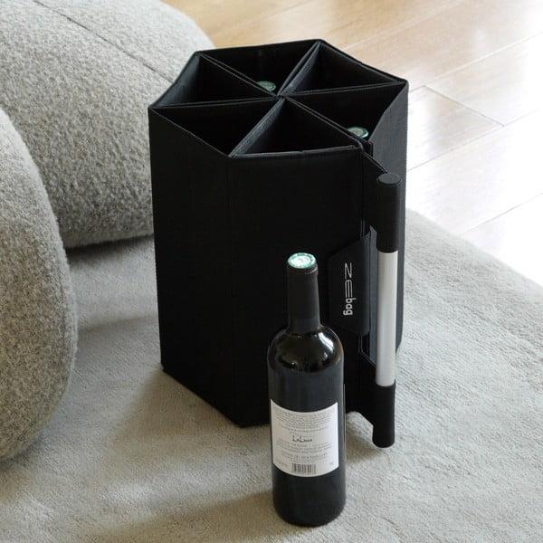 ZEbag pro 6 lahví, černý
