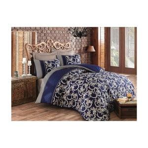 Lenjerie de pat cu cearșaf Pera, 200 x 220 cm