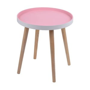 Măsuță Ewax Simple Table, 38 cm, roz