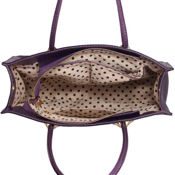 Kabelka L&S Grace Purple