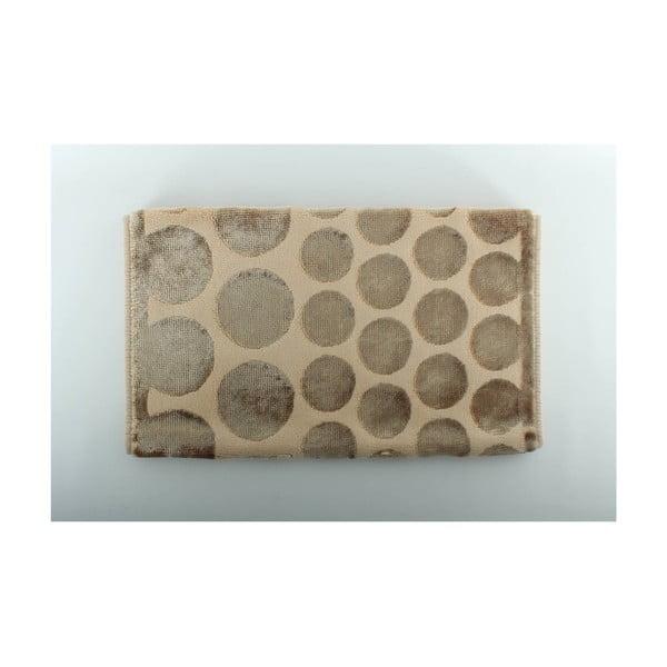 Koupelnová předložka U.S. Polo Assn. Orem Beige, 60x100 cm