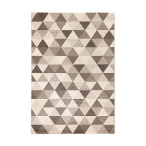 Covor Mint Rugs Diamond Triangle, 200 x 290 cm, bej