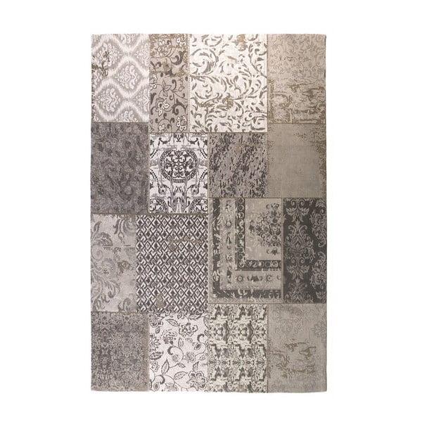 Šedo-hnědá koberec La Forma  Spiros, 160x230 cm