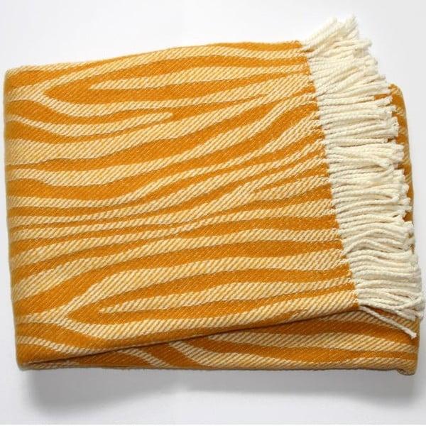 Deka Zebra Gold, 140x180 cm