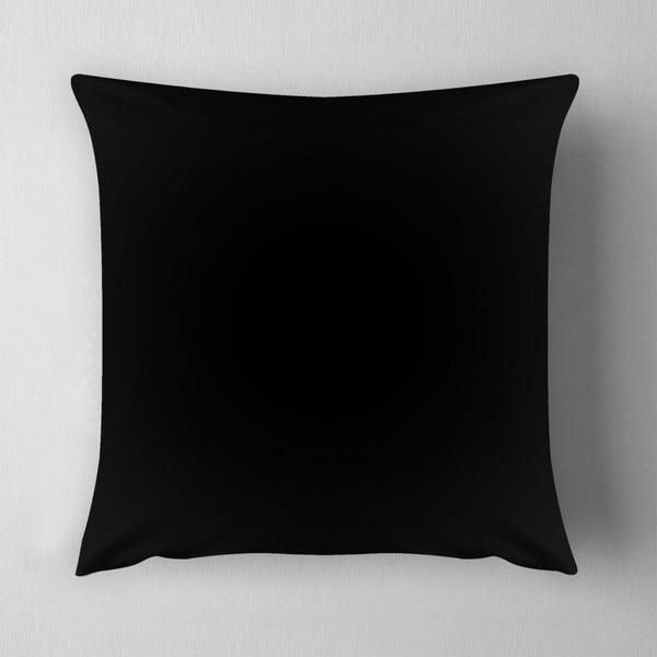 Polštář Small Geo Shapes Black, 43x43 cm