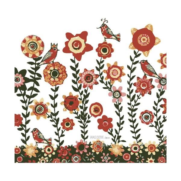 Povlečení Anouska Verde, 200x200 cm