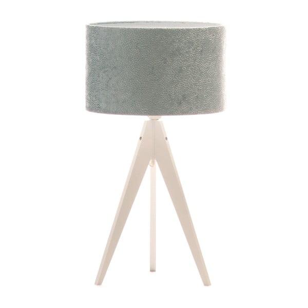 Stolní lampa Artist Celestia Blue/White, 40x33 cm