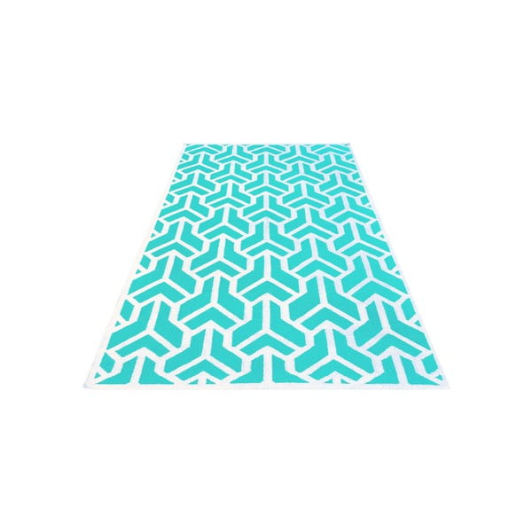 Vlněný koberec Kilim No. 170, 160x240 cm