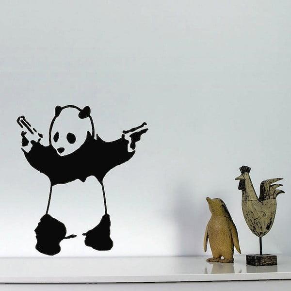 Samolepka na zeď Panda Bear by Banksy