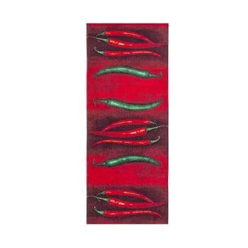 Traversă Floorita Peperoncini, 60x110cm imagine
